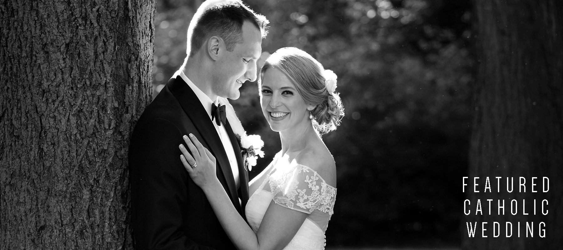 Featured Catholic Wedding by Peter Greeno Photography