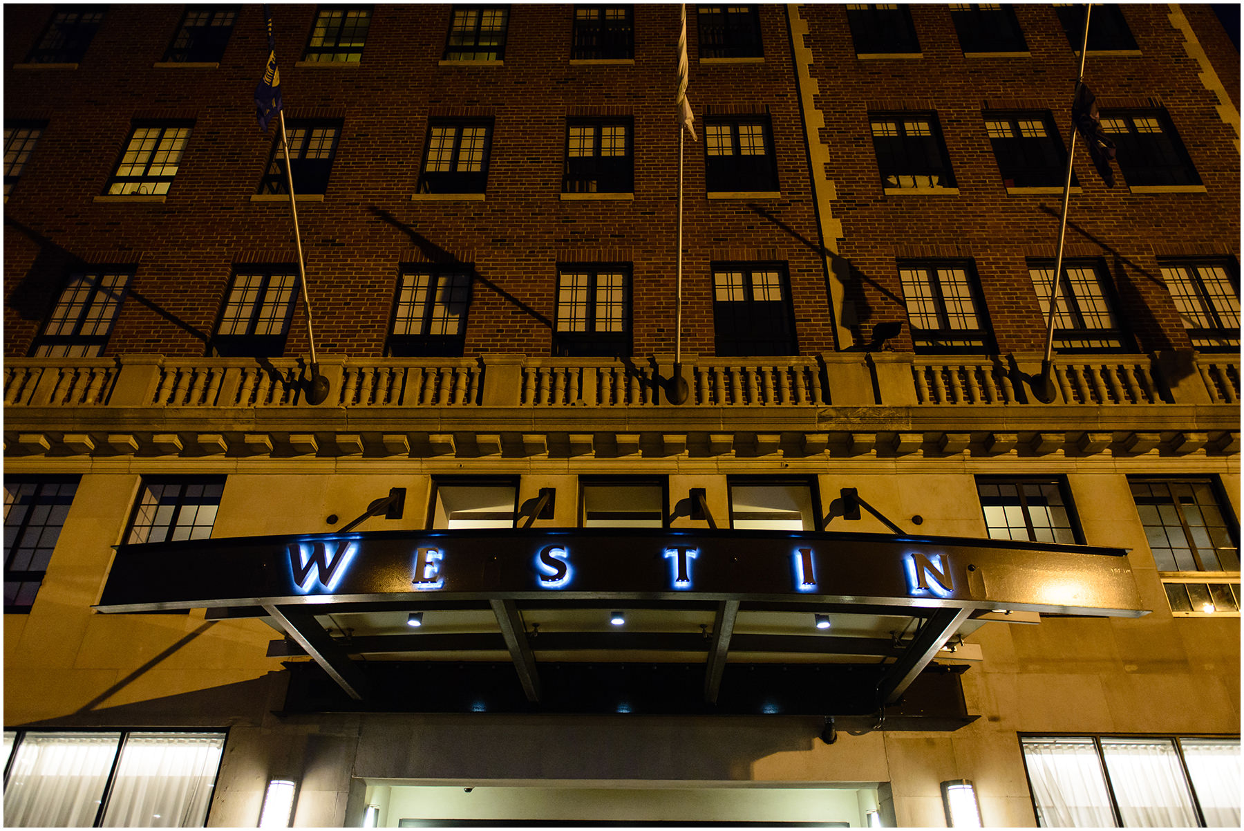 A Portland Westin Harborview Hotel photographed by Katie, with Peter Greeno Photography
